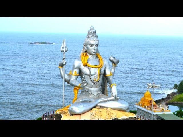 Lord Shiva Giant Statue - Murudeshwar, Uttara Kannada District, Karnataka, India
