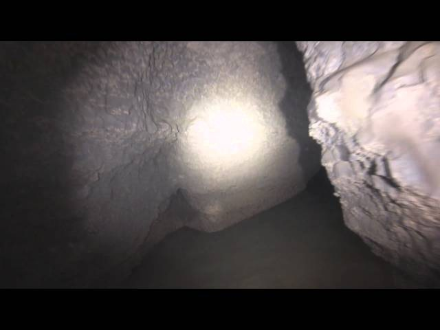 Крым, пещера Васильки, 3-я экспедиция.