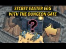 Royal Revolt 2 - Secret Easter Egg with the Dungeon Gate!