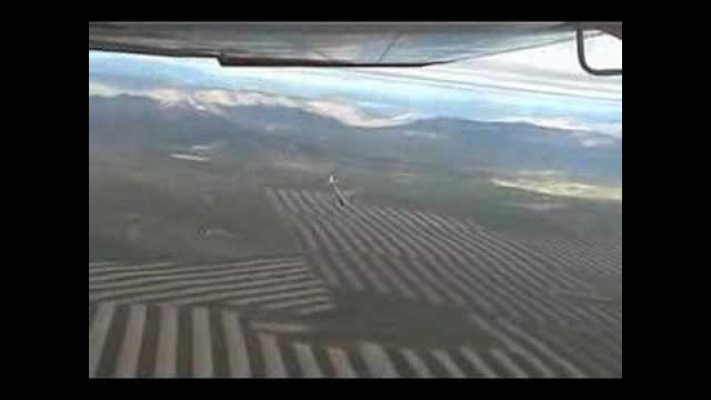 Practicing Spins in a Cessna