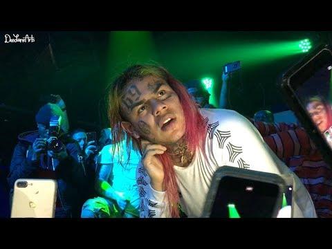 6IX9INE Full Set Live Kooda Keke Rondo Billy Gummo 1st Ever Show In MA