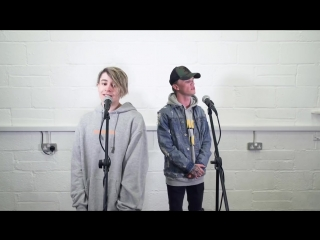 Парни из Bars and Melody сделали кавер песни Puff Daddy - Ill Be Missing You