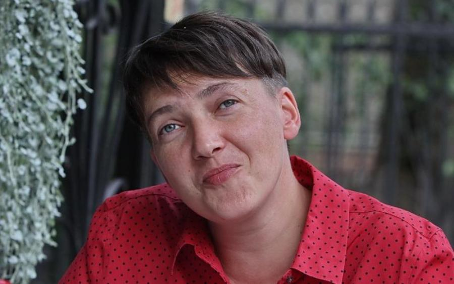 У Савченко сорвало крышу: скандальная нардеп разродилась новым шедевром