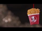 The magic of #KFChristmas
