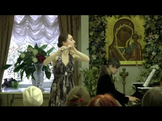 Глюк. Мелодия из оперы «Орфей и Эвридика» для флейты.Слушать Всем!