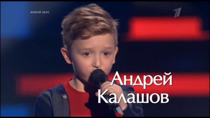 Андрей Калашов Attention