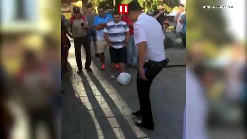Полицейский виртуоз из Ростова