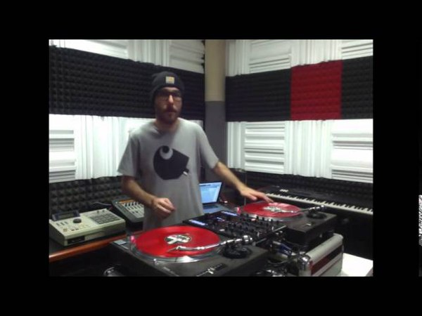 DJ Delta (Italy) - Red Bull Thre3Style Submission 2016