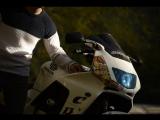 Попытки стоппи. Honda F3. stopie