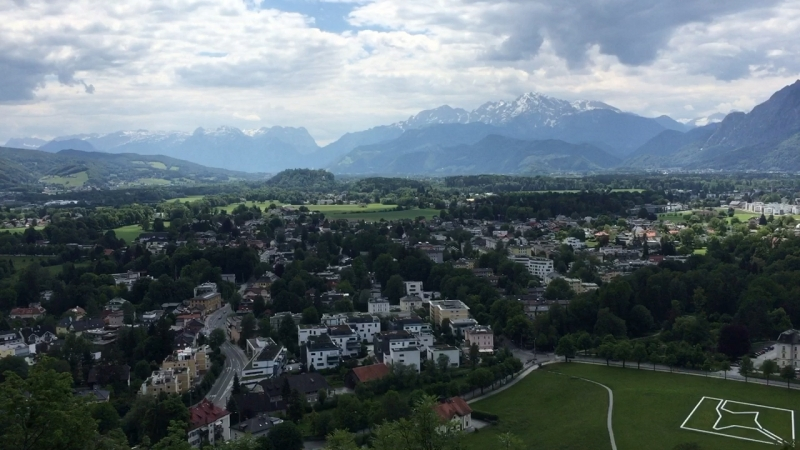Hohe Salzburg, Austria