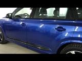 Audi Q7 защитное покрытие CarTech Ultimate Coat