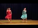 Индийский танец мане мане маней.