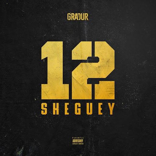 Gradur альбом Sheguey 12