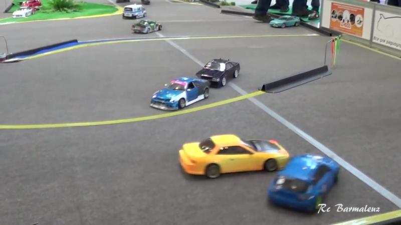 Hobby Expo 2014 Дрифт машинки на радиоуправлении (Rc Drift Cars) Часть 5_(VIDEOMEGA.RU).mp4