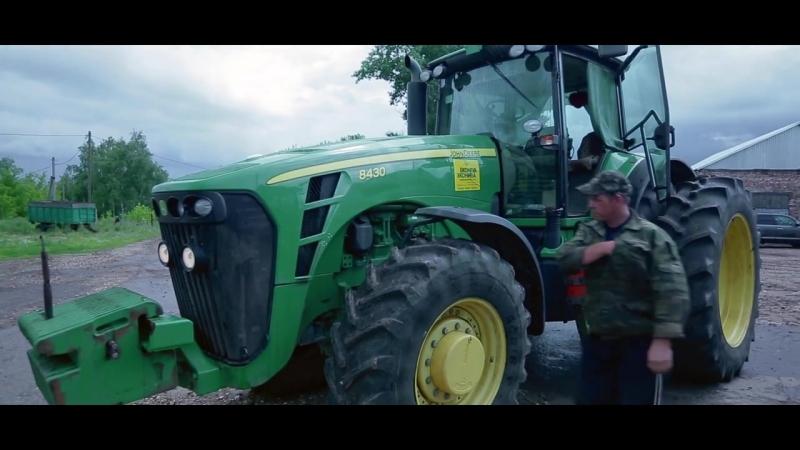 Отзыв о тракторах John Deere