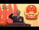 Ли Кэцян утвержден на пост премьера Госсовета КНР. Перед вступлением в должность он принес присягу на верность Конституции