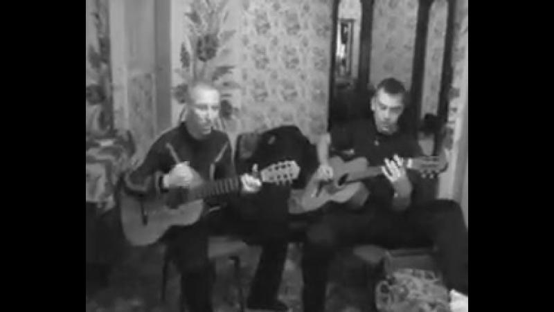 Ванек с Витьком Агату лабают под 2 гитары