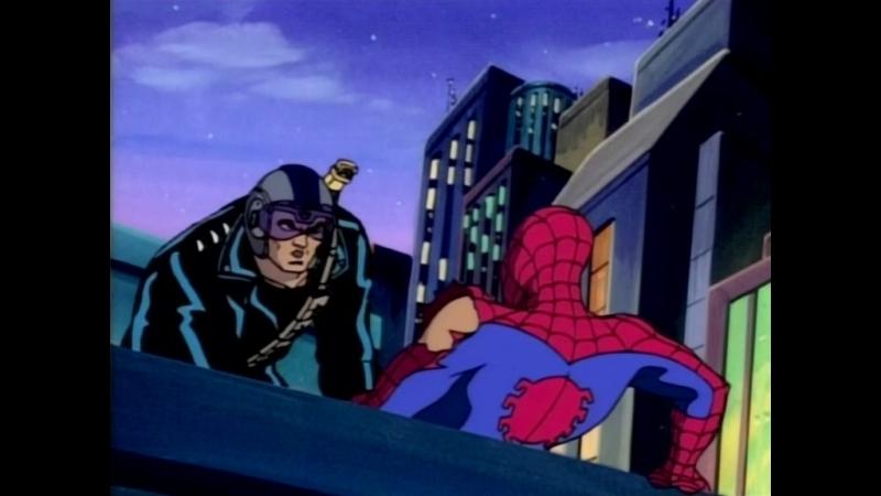 Человек-паук 1994 [ сезон 2   серия 9 ]