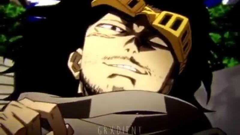 [BNHA] Shouta Aizawa