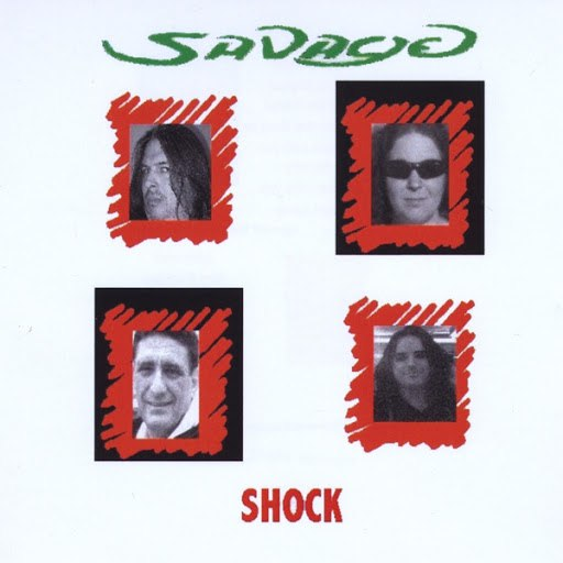 Savage альбом Shock