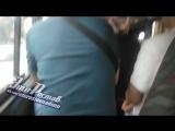 Откидное кресло в Ростовской маршрутке - 07.05.18 - Это Ростов-на-Дону!