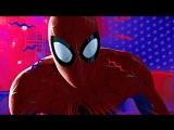Первый русский трейлер к мультфильму Человек паук Через вселенные