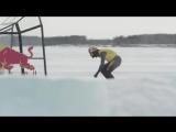 Мировой рекорд скорости на коньках (Кьелд Нёйс)