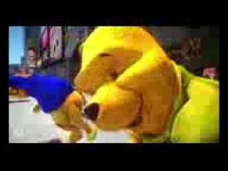 FOXY AND MANGLE FIVE NIGHTS AT FREDDY'S VS WINNIE THE POOH COLORS ARMY - EPIC BA_144p.3gp