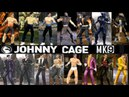 Mortal Kombat ALL JOHNNY CAGE mod MK Costume Skin PC Mod MK9 Komplete Edition MKKE