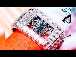Самые дорогие часы в мире. 2 Место