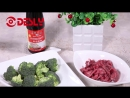How To Make An Easy and Yummy Food Recipe Dish From Oyster Sauce With Beef and Broccoli