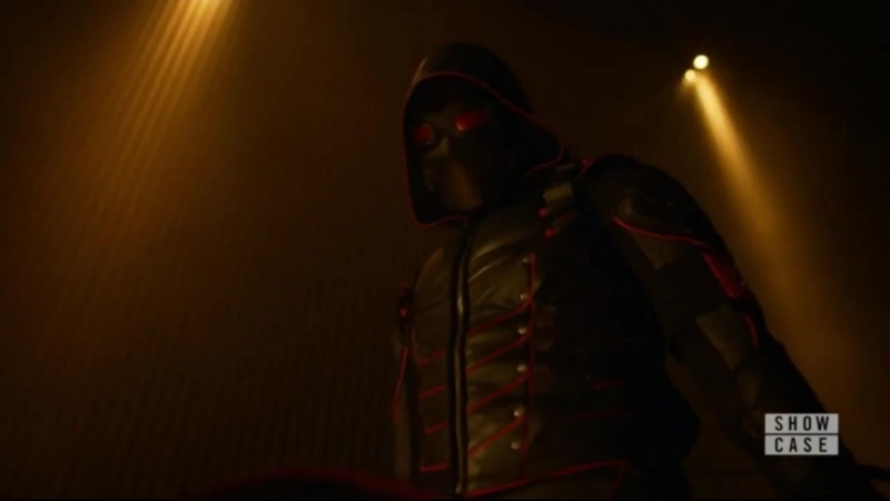 Dark Arrow Oliver Queen