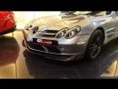 Mercedes SLR McLaren 722 S Roadster мерседес