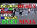 TELAK ! NINJA HEREX SIKAT ABIS PASUKAN HONDA CB GL MP TIGER | Drag Bike