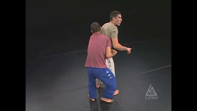 GU lesson 29 - Rear Takedown