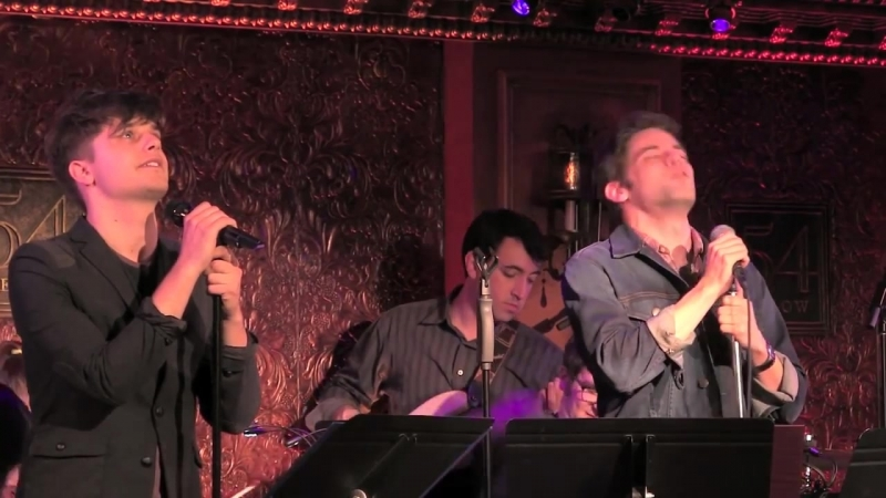 Jeremy Jordan Andy Mientus - If I Had You by Drew Gasparini from HIT LIST (Sma