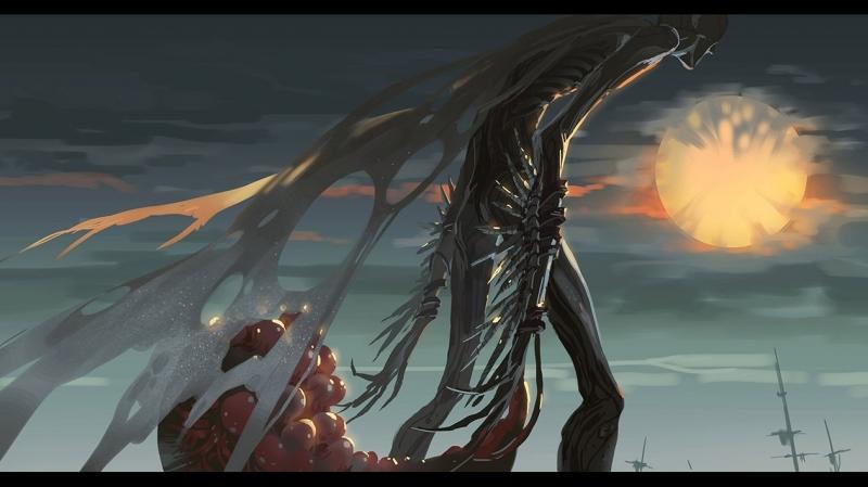 Bloodborn (Old hunters) Сирота Коса