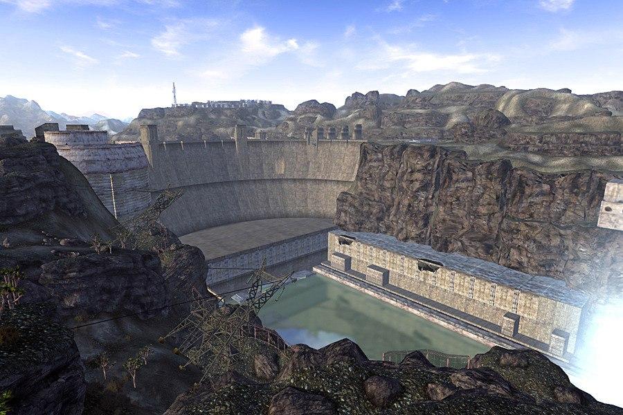 Сравнение Fallout New Vegas