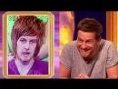 Celebrity Juice 18x04 - Will Mellor, Chris Ramsey, Scarlett Moffatt, James Argent, Tom Wilson, Shaun Ryder
