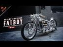 Harley Davidson Fatboy งานสร้างสุดพรีเมียม ลุคเยี่ยมสไตล์