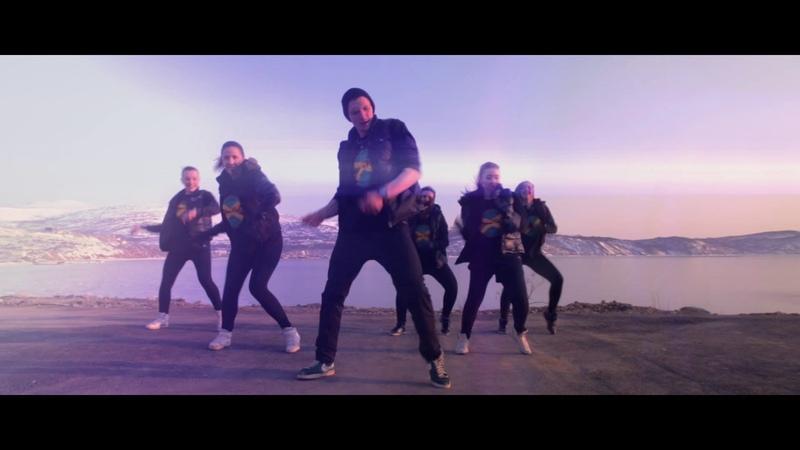 Танцевальный клип Dancehall Azonto