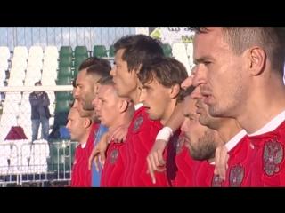 Мини-футбол: Россия-Босния LIVE