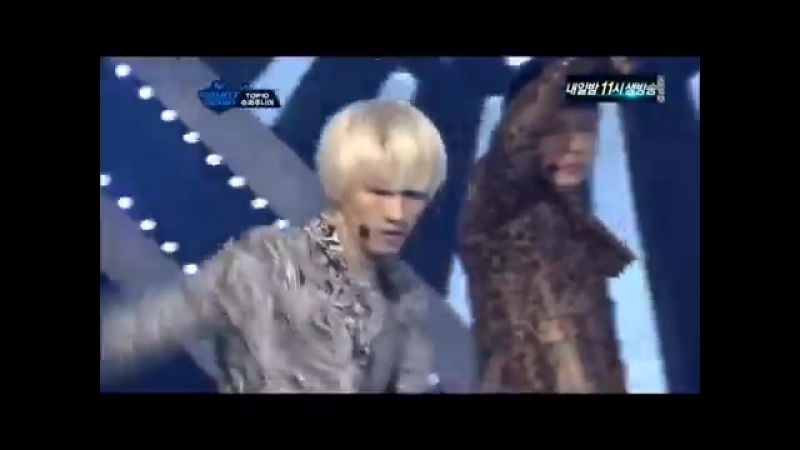 [MR REMOVED] 111013 Super Junior - Super Man A-CHA Mr Simple GOODBYE STAGE