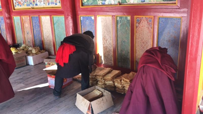 Пиндо дацан Тибет