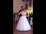Первый танец молодоженов. Свадьба Сергея и Екатерины