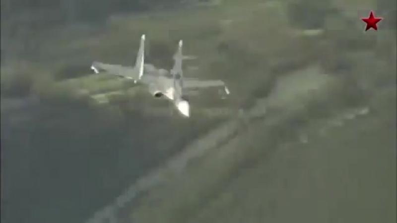 о «непрофессиональном» сближении Су-27 и американского самолета