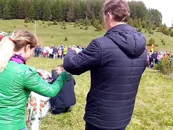 Туймыл Гербер 2018 Поздравления и награждение