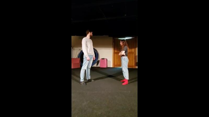 ИМПРОВИЗАЦИЯ в театре Переход смотреть онлайн без регистрации