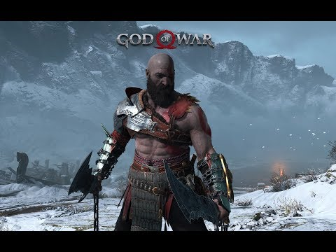 GOD OF WAR ВАЛЬКИРИЯ ГЮННР (PS4 Pro)