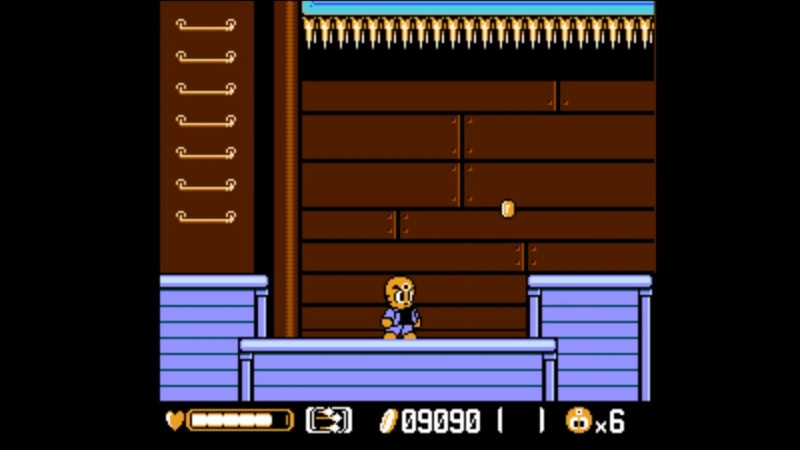 Walkthrough 135: Mitsume ga Tooru (Famicom)